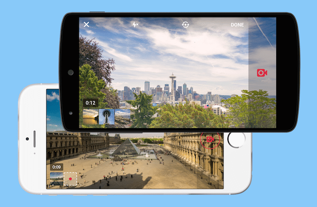 Twitter's mobile app now supports landscape video recording