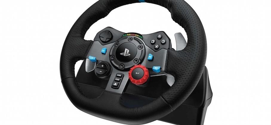 Logitech debuts new Driving Force steering wheels for PS4, Xbox One