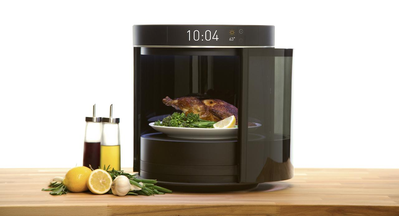 Freescale S Sage Smart Oven Blends Uber And Nespresso