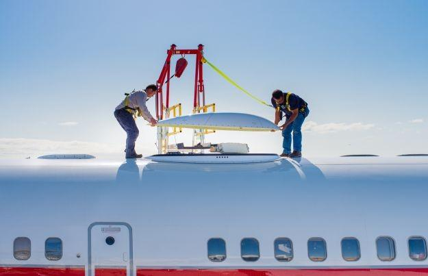 Honeywell, Inmarsat successfully test faster in-flight Wi-Fi