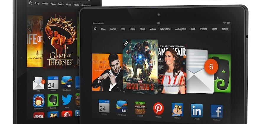 Amazon launches Android Lollipop-based Fire OS 5 for developer preview