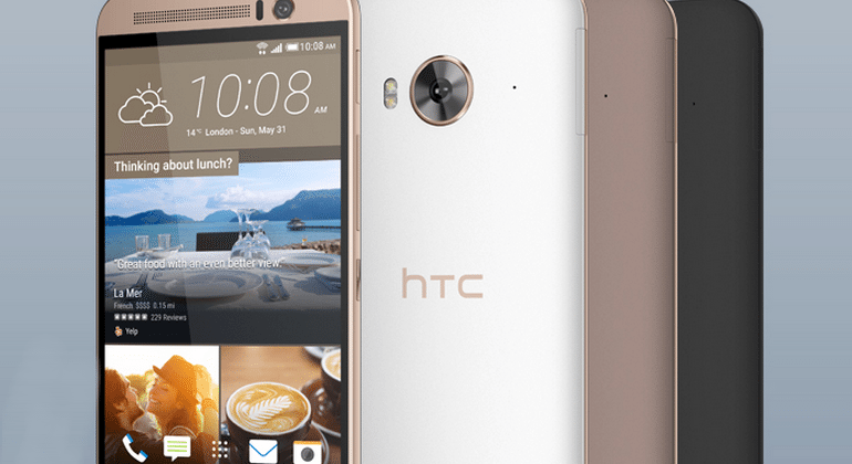 HTC One ME sports HTC's sharpest display, and you can't have it
