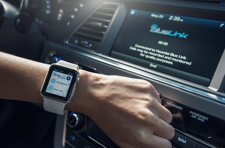 Hyundai Apple Watch App Brings Remote Start And More Slashgear