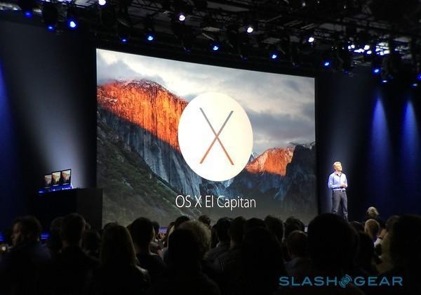 "OS X El Capitan – the ""S"" for Yosemite"