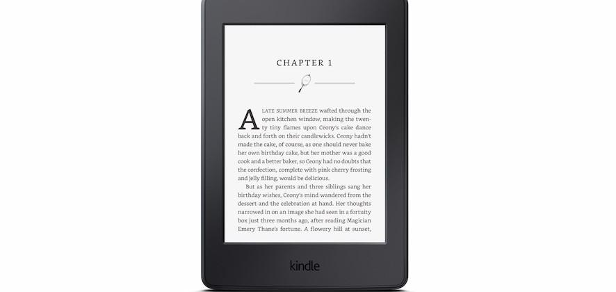 Amazon's new Kindle Paperwhite features sharper screen, easy-to-read font