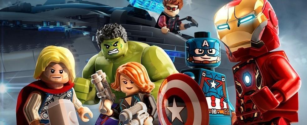 LEGO Marvel's Avengers trailer debuts