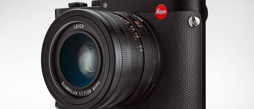 Leica Q unveiled: a compact camera with full-frame sensor
