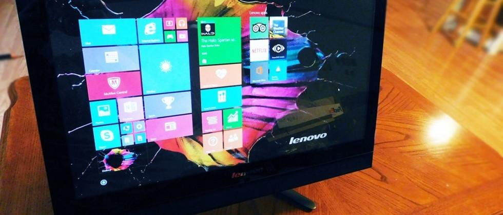Four things to know about the Lenovo C40 AiO PC