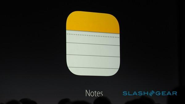Apple Notes update hints at new kind of iPhone