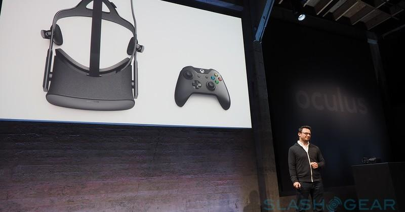 Oculus partners with Xbox