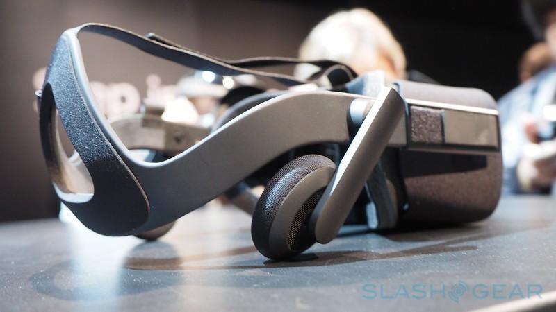 Oculus Rift headphones