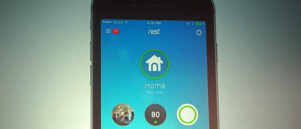 This is Nest's new unifying app