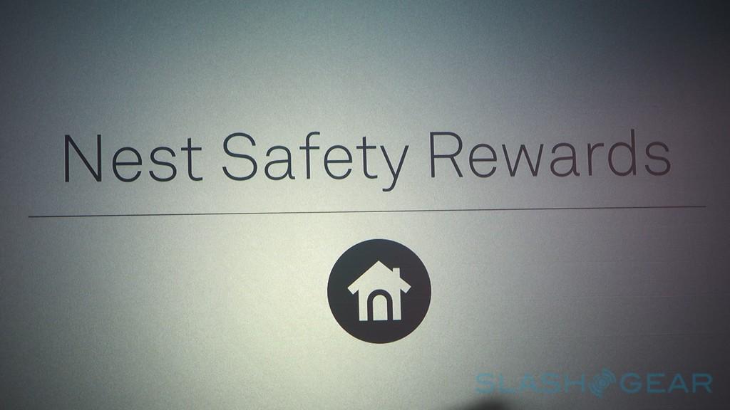 Nest Safety Rewards