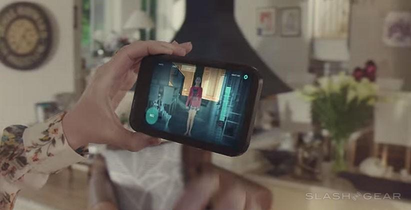 """LG Nexus tipped to break the mold with 3D """"Tango"""" camera"""