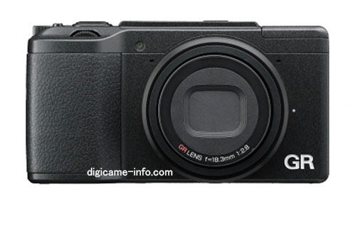 Ricoh GR II camera (allegedly) appears in leaked pic