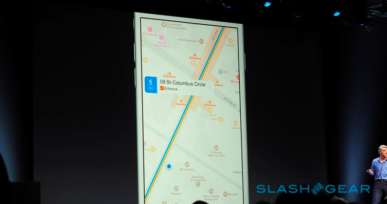 Apple's Transit adds public transit details to Maps