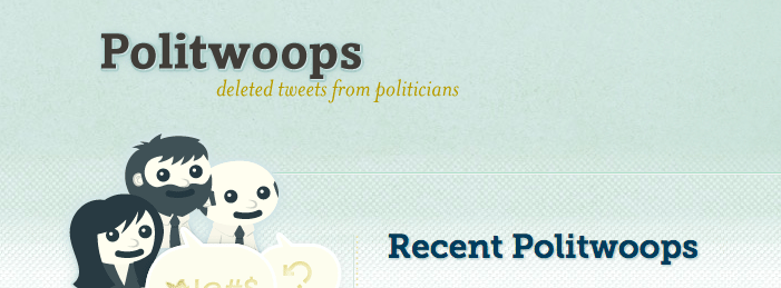 Twitter blocks Politwoops for tracking politicians' deleted tweets