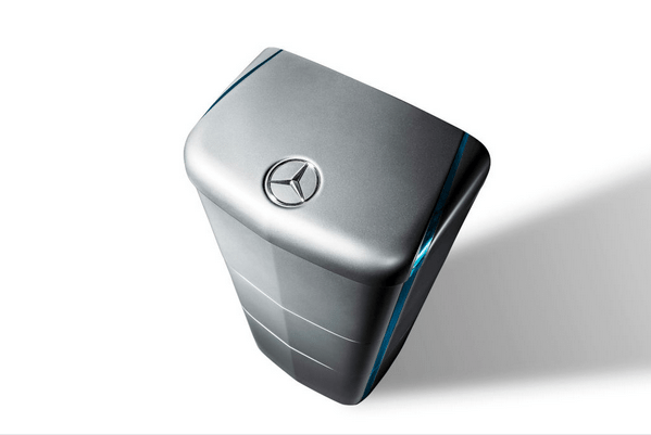 Mercedes-Benz takes on Tesla with its own home battery