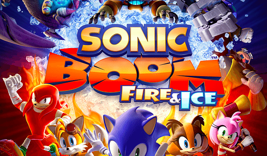 """SEGA reveals 'Sonic Boom: Fire & Ice"""" game for 3DS"""