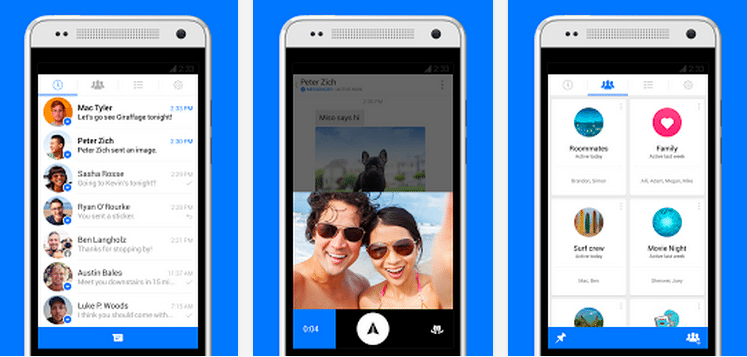 Facebook Messenger hits 1 billion downloads on Google Play