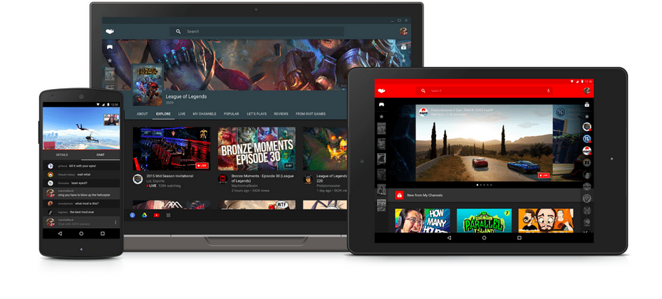 YouTube introduces top games chart and 'YouTube Gaming'