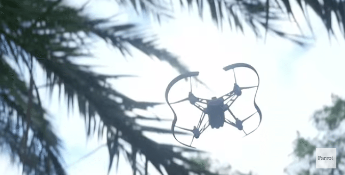 Parrot's new slew of MiniDrones can fly, jump and swim