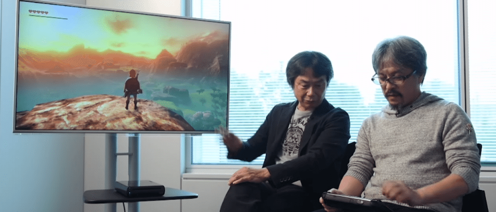 Zelda still coming to Wii U