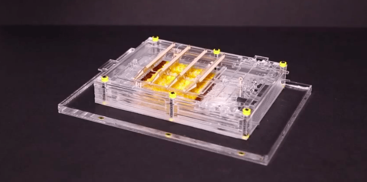 Researchers create engine powered by water evaporation