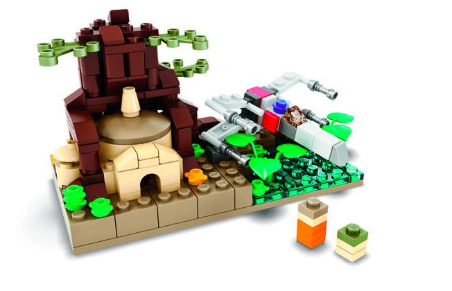 LEGO to launch Dagobah set at SDCC 2015