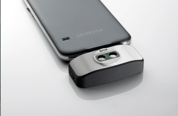 FLIR One thermal camera for Android and iPhone now available