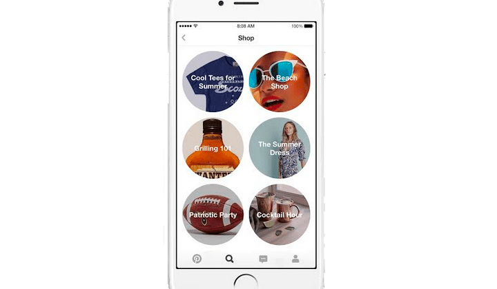 Pinterest rolling out Buyable Pins on iOS