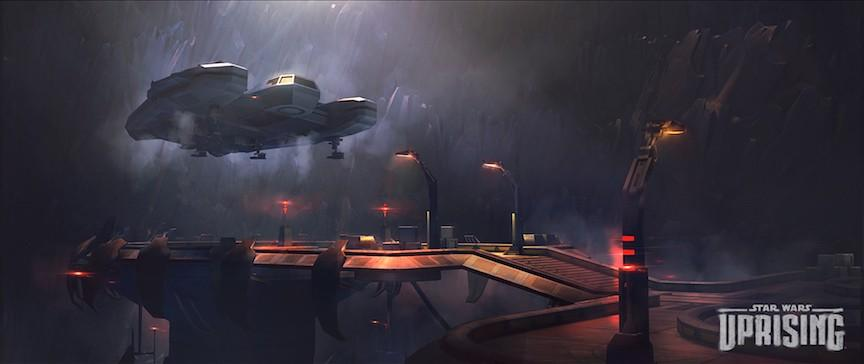 Star Wars: Uprising mobile game tells post-Return of the Jedi story