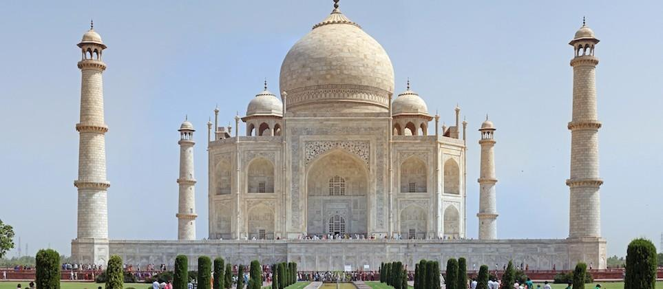 Free WiFi service launched at the Taj Mahal