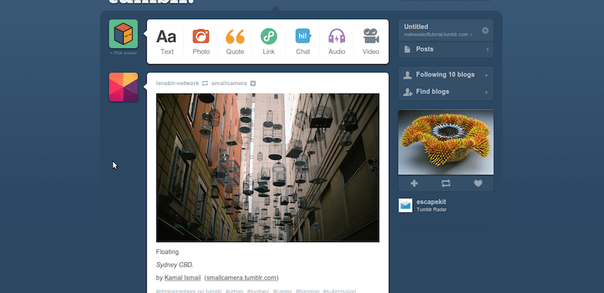 Tumblr takes a step against harassers, 'Ignore' renamed 'Block'