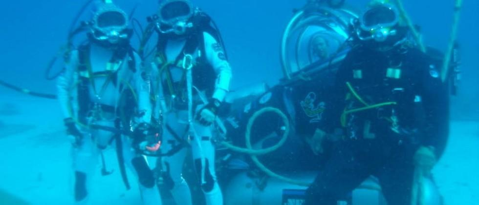 NASA will send crew underseas to prep for deep space missions