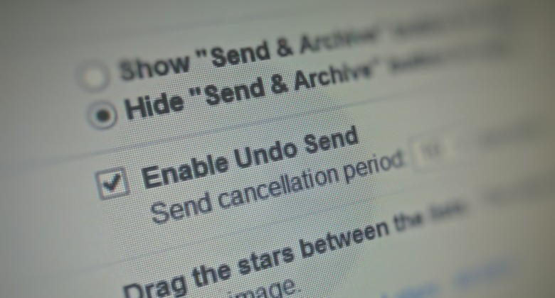 Gmail in the browser now officially supports 'Undo Send' feature