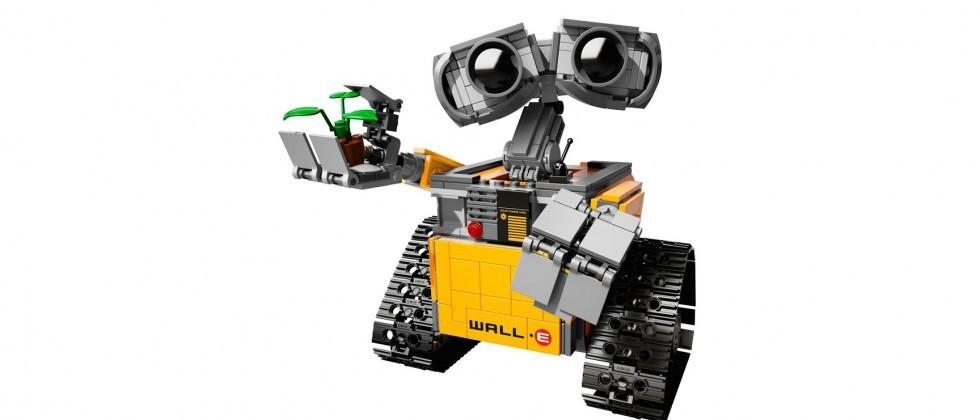LEGO WALL-E set surfaces ahead of launch
