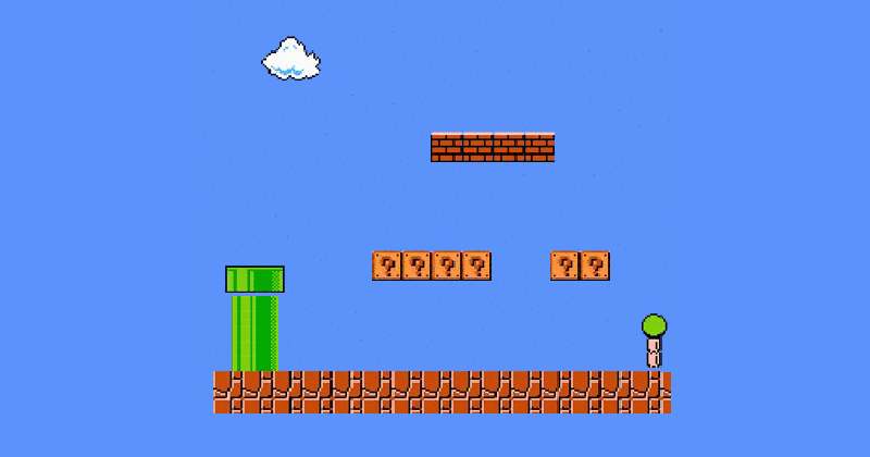 AI learns to create Mario levels by watching YouTube