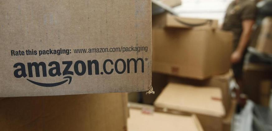 Amazon Uber-for-Prime crowd delivery rumored