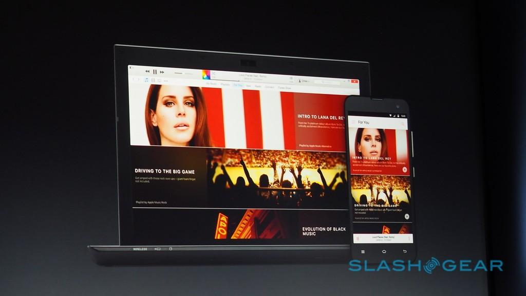 """@SlashGear Apple WWDC 15 Keynote"""