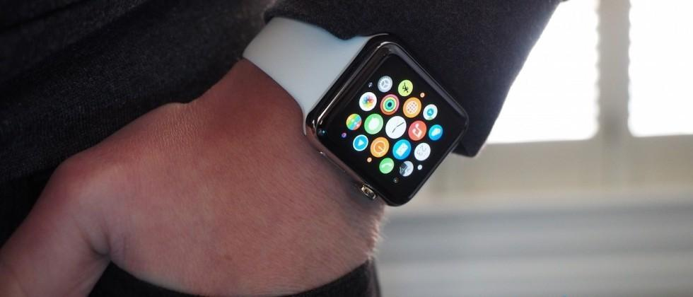 Apple Watch finally available in stores