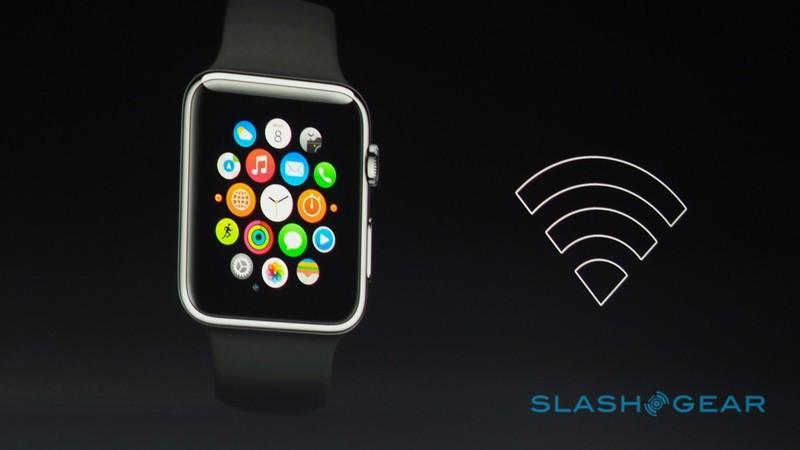 Apple Watch connectivity