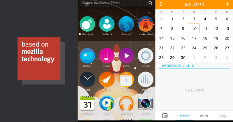 b2gdroid turns Firefox OS into an Android launcher