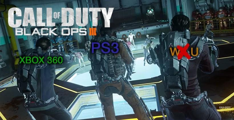 Call of Duty: Black Ops 3 release for PS3, Xbox 360 confirmed