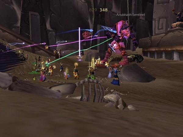 World of Warcraft (Classic), c/o Blizzard