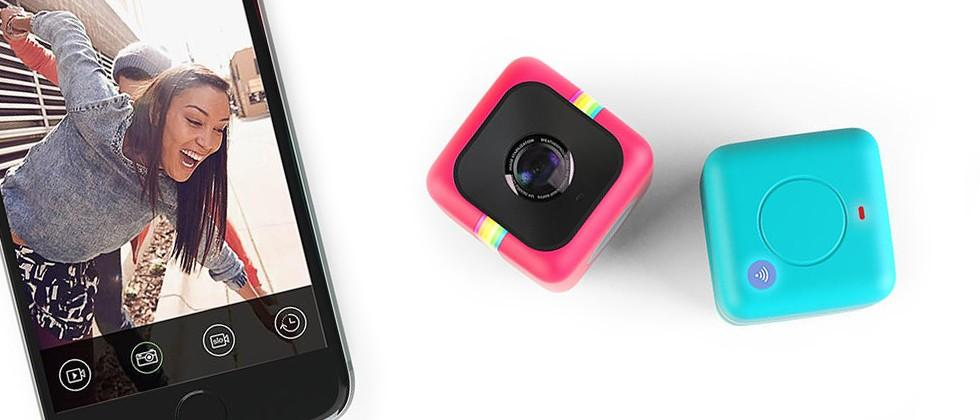 Polaroid Cube+ revealed, designed by Ammunition