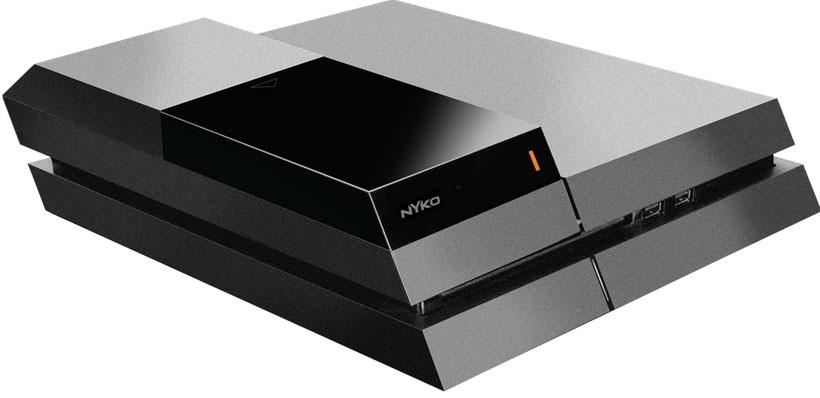 Up your PS4 storage to 6TB with Nyko's Data Bank