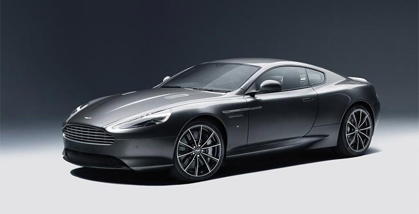 Aston Martin DB9 GT boasts 6.0L V12 and bespoke design