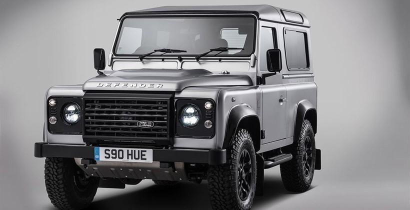 Land Rover makes special Defender to celebrate 2 million produced