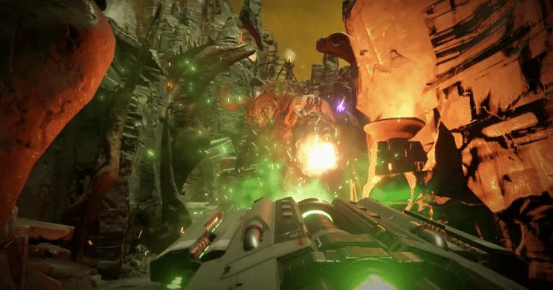 New Doom demoed at E3: prepare for a bloodbath